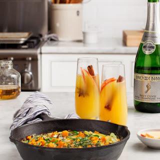 Apple Juice Mimosa Recipes.