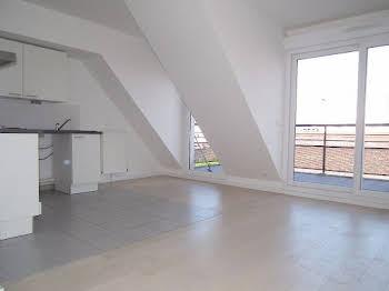 Appartement 2 pièces 39,85 m2