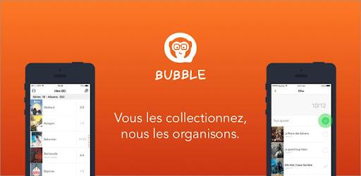 Bubble - BD Comics Mangas Bande dessinée for PC