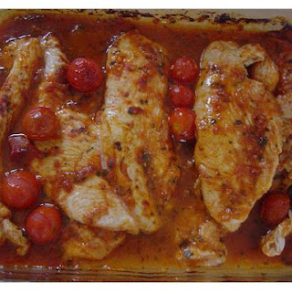 Turkey Or Chicken Casserole