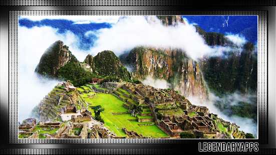Peru City Wallpaper- screenshot thumbnail