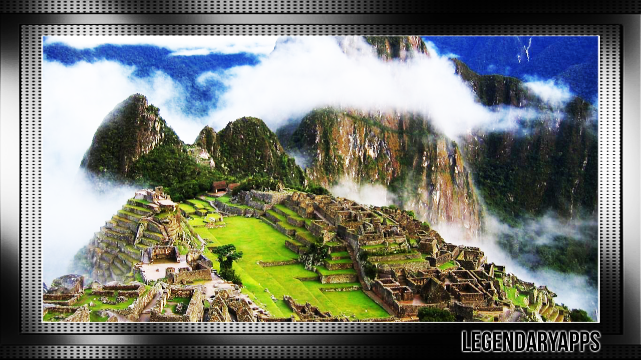 Peru City Wallpaper- screenshot