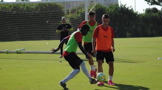Almería B-Mancha Real: sin público