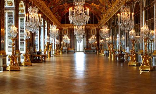 ベルサイユ宮殿エスケープ