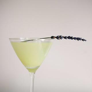 Lavender & Lemon Martini
