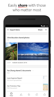 Upthere Home - Cloud Storage- screenshot thumbnail
