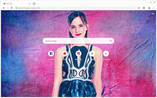 New Tab - Emma Watson