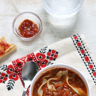 Hungarian Goulash Soup
