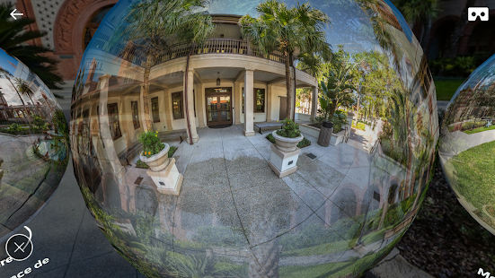 Flagler College - Experience Campus in VR - náhled