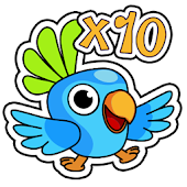 The Parrot Multiplication Game