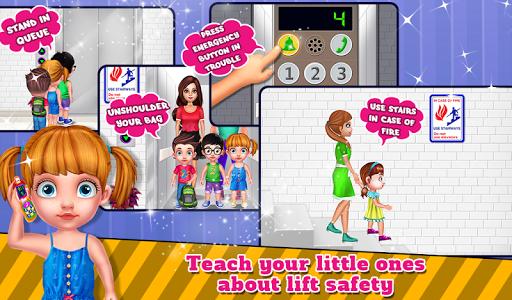 Lift Safety For Kids  screenshots 5