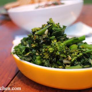 Sautéed Broccolini & Kale