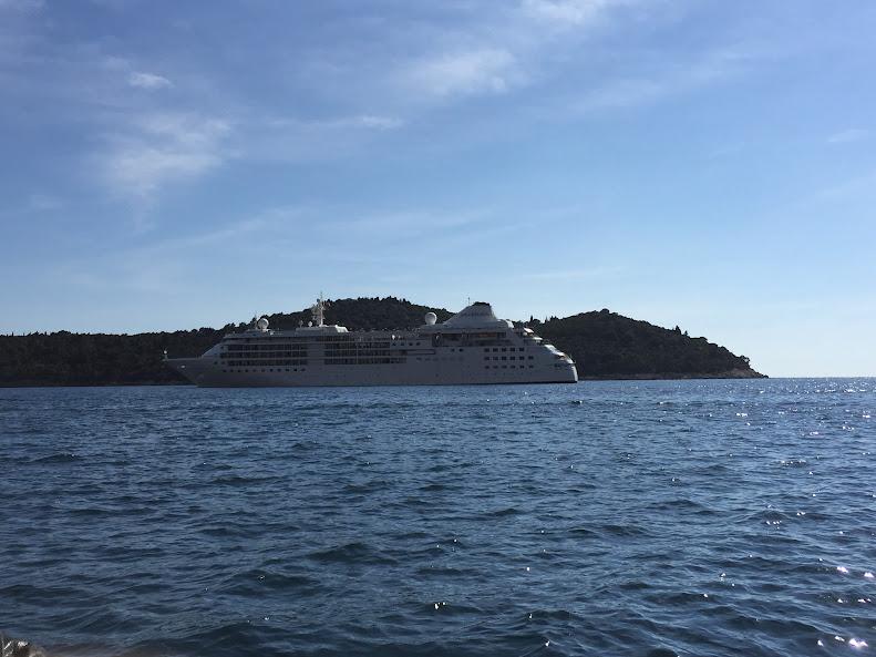 ドゥブロヴニク 豪華客船