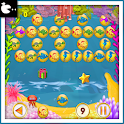 Bubble Shooter Fish Story icon