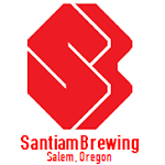 Logo for Santiam Brewing