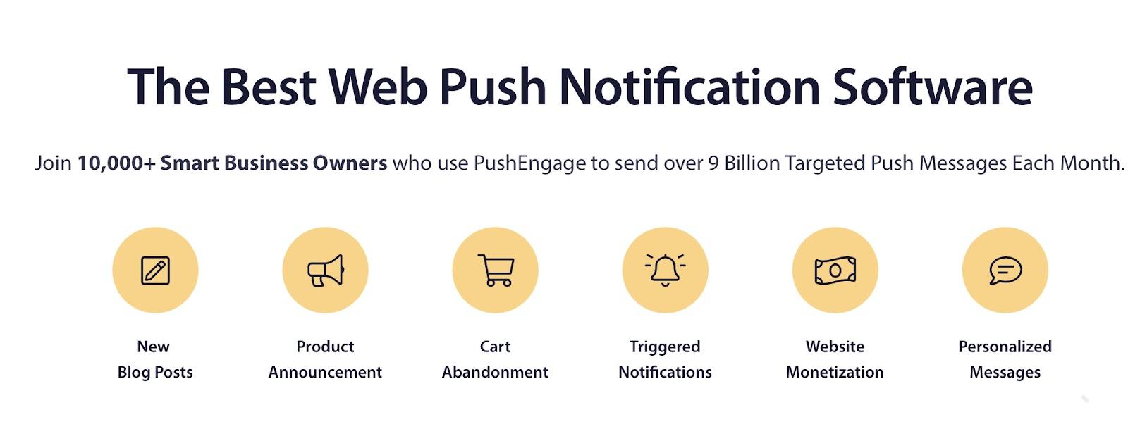 PushEngage WooCommerce Plugins