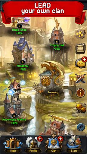 Godlands screenshot