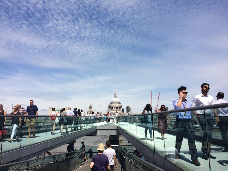 Millennium bridge di riccardo_zellini