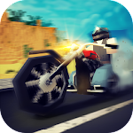 Motorcycle Racing Craft: Moto Games & Building 3D Icon