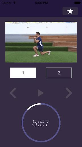 腿腹臀部練習腹臀部鍛煉 鍛煉程序與最有效的降低和上身訓練演習