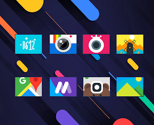 Olix - Icon Pack APK screenshot thumbnail 1