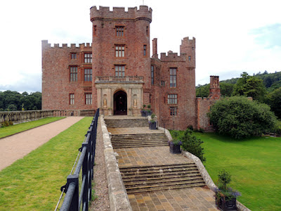 Trust urges Newtown residents to visit castle