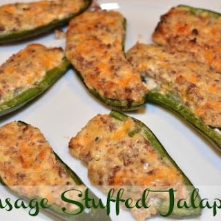 Meat Stuffed Jalapeno Peppers Recipes.