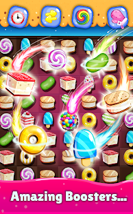Game Candy Smack - Sweet Match 3 Crush Puzzle Game APK for Windows Phone