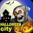 Halloween City icon