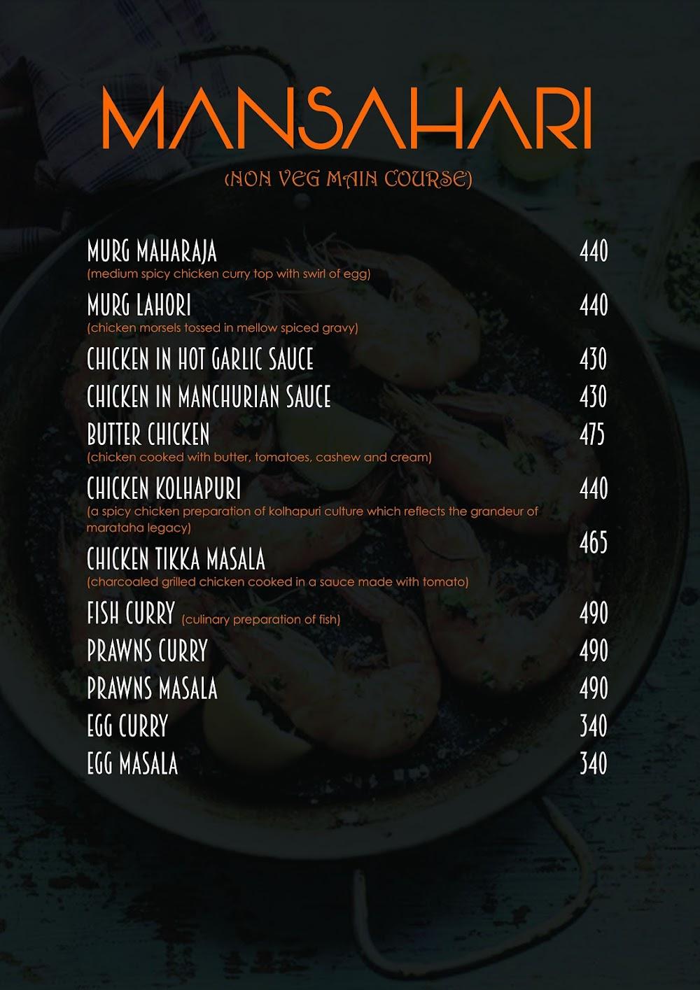 Pakka Local Bar menu 6