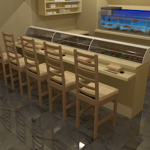 Escape from sushi shop for PC and MAC