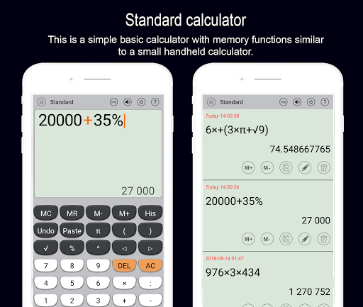 HiEdu Scientific Calculator : Fx-570vn Plus 3.9.2 screenshots 2