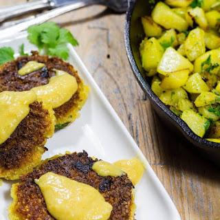 Potato Patties Vegan Recipes.