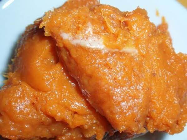 Candied Yams ( Crock Pot)