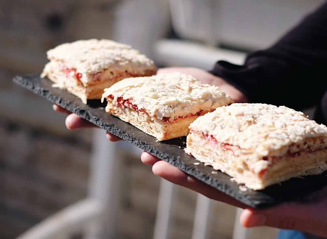 Пирожные Наполеон