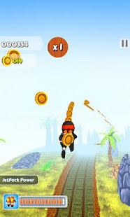 Game Subway Run Ninja Rush APK for Windows Phone