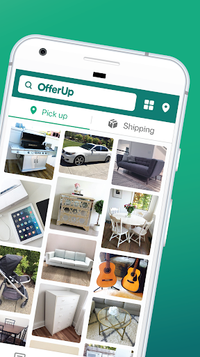 Screenshot for OfferUp - Buy. Sell. Offer Up in United States Play Store