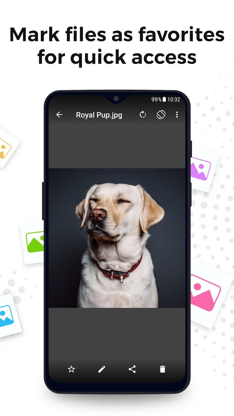 Simple Gallery Pro: Photo Manager & Editor Screenshot 3