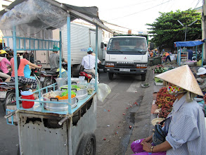 Photo: Year 2 Day 31 - Food Vendor