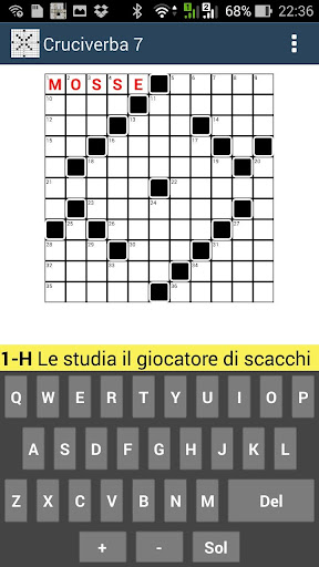 Crossword ITA apkpoly screenshots 5