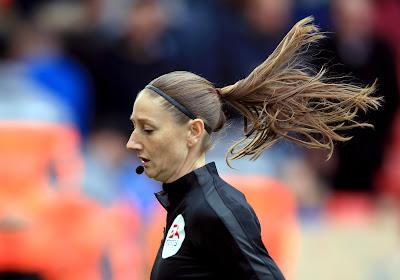 Pour la première fois, une Anglaise va arbitrer un match de Coupe d'Europe masculin