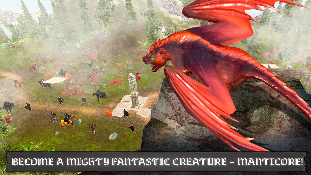 Download Hybrid Animal Monster Survival APK + Mod APK + Obb data 1 0