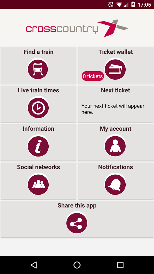 Train Tickets- screenshot