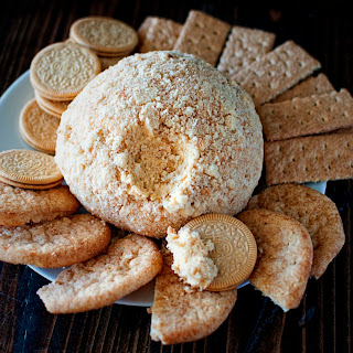 Snickerdoodle Pumpkin Cheesecake Cheeseball Recipe