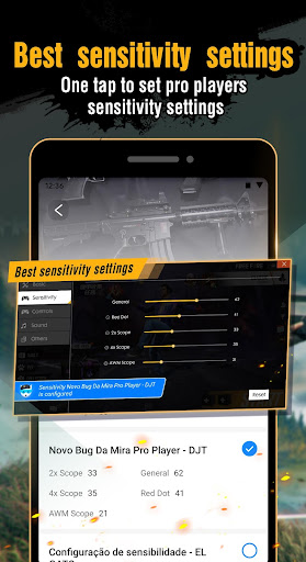 FlashDog - Booster & Pro Sensitivity for Free Fire 1.3.4 screenshots 2
