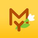 MyBook: books and audiobooks icon