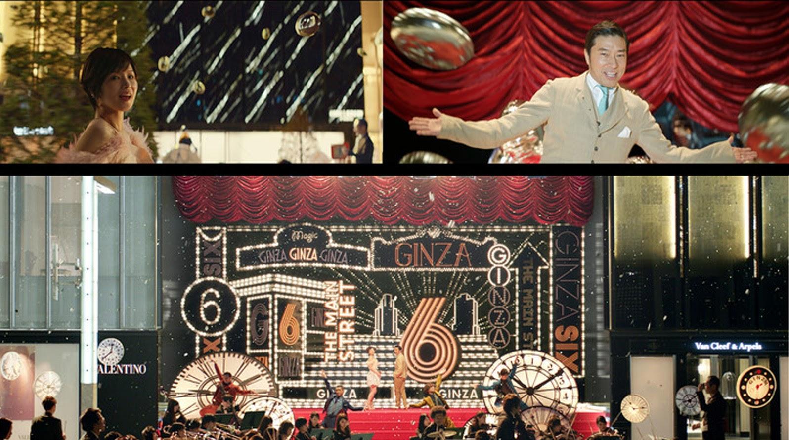 椎名林檎為今日開幕的東京新地標「GINZA SIX」創作宣傳歌曲〈目抜き通り〉 特別訪問影片公開