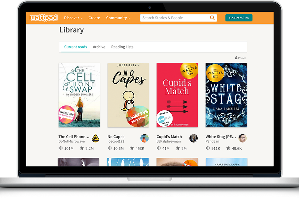 Wattpad - See How to Read and Write Stories and More in This App
