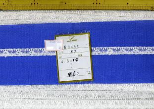 Photo: №6456-30チュールレースオフ:巾12㎜