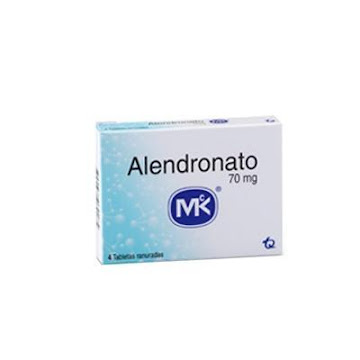 Alendronato MK 70mg Tabletas